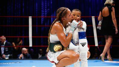 Ces sportives qui font de leurs enfants des stars !