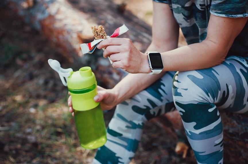 Food : préparez vos propres barres énergétiques !