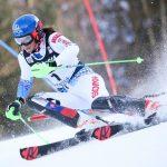 La Slovaque Petra Vlhova a remporté samedi le slalom de Zagreb, comptant pour la Coupe du monde de ski alpin 2019-2020, loin devant Mikaela Shiffrin !