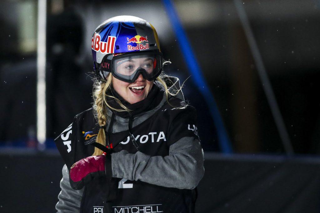 X-Games : Tess Ledeux en or au big air à Aspen !