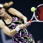 La Française Alizé Cornet s'est qualifiée pour les quarts-de-finale du tournoi WTA d'Auckland mercredi tandis que sa compatriote Caroline Garcia s'arrête.