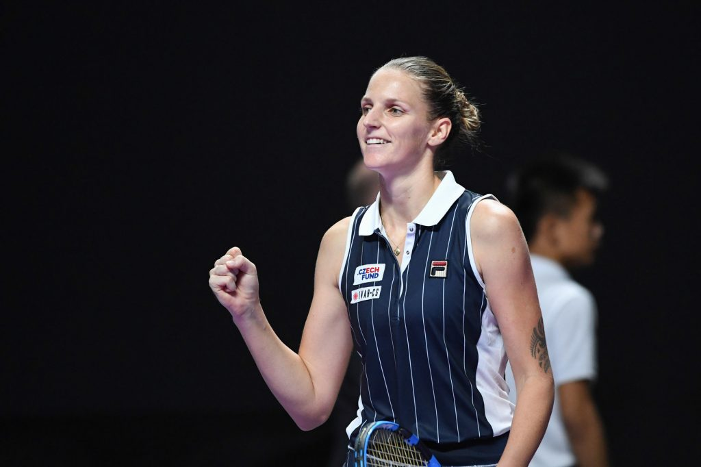 WTA Brisbane : Pliskova remporte son premier titre de l'année !