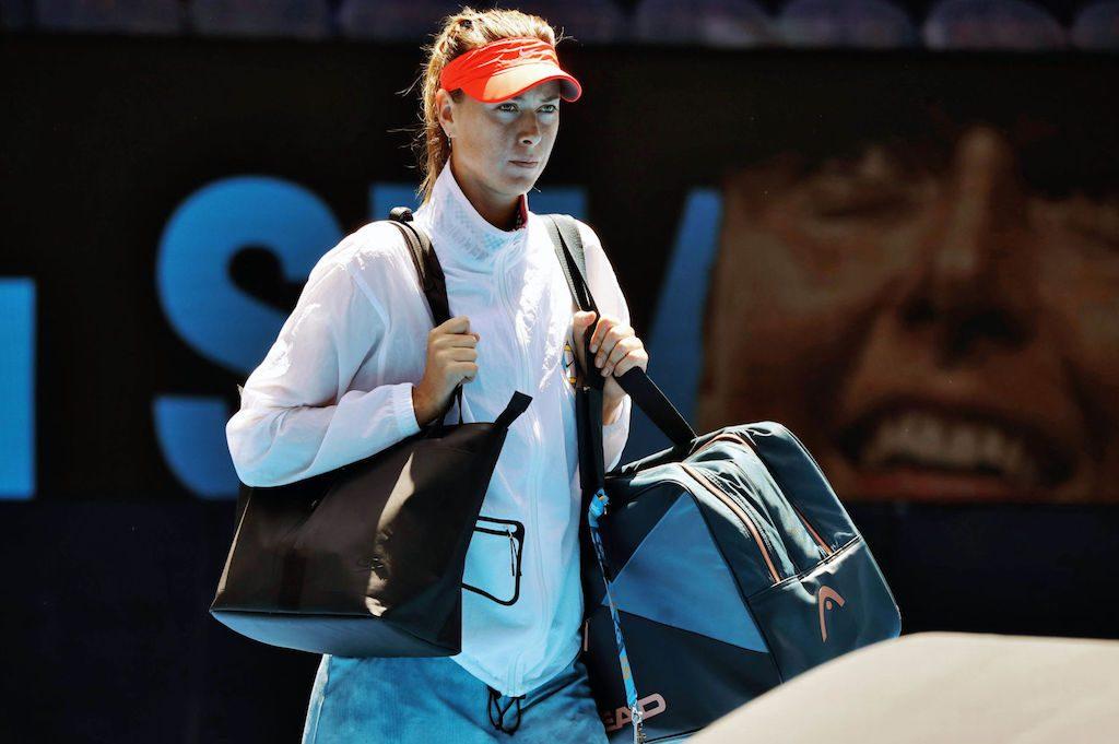 Tennis : Maria Sharapova de retour à Brisbane