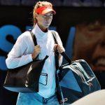 La Russe Maria Sharapova, gênée depuis quelques mois par des blessures à l'épaule, fera son retour sur les courts au tournoi WTA de Brisbane (6-12 janvier).