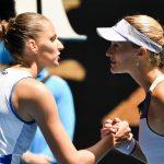 La Tcheque Karolina Pliskova, N.2 au classement WTA, s'est qualifiée pour le 2e tour de l'Open d'Australie (AO 2020) ce mardi matin, à Melbourne.