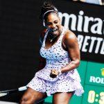 Serena Williams, qui espère remporter à Melbourne un 24e titre record en Grand Chelem, s'est qualifiée pour le 3e tour de l'Open d'Australie (AO 2020).