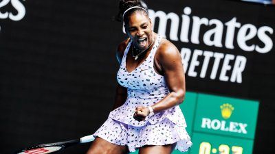 AO 2020 : Serena Williams sera au 3e tour !