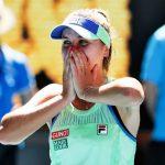L'Américaine Sofia Kenin, 15e joueuse mondiale, s'est qualifiée pour la finale de l'Open d'Australie (AO 2020) jeudi en battant la N.1 mondiale Barty.