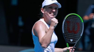 AO 2020 : Simona Halep, facile pour les demi-finales