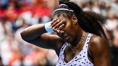 AO 2020 : Serena Williams éliminée au 3e tour