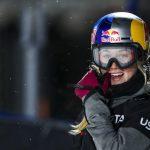 La Française Tess Ledeux, 18 ans, a remporté l'étape de Coupe du monde de slopestyle (ski freestyle) organisée à Font-Romeu, dans les Pyrénées, samedi.