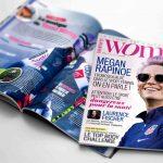 Oyez, oyez chers amateurs de WOMEN SPORTS : votre magazine préféré revient avec un nouveau numéro hivernal, le 15e de sa collection !