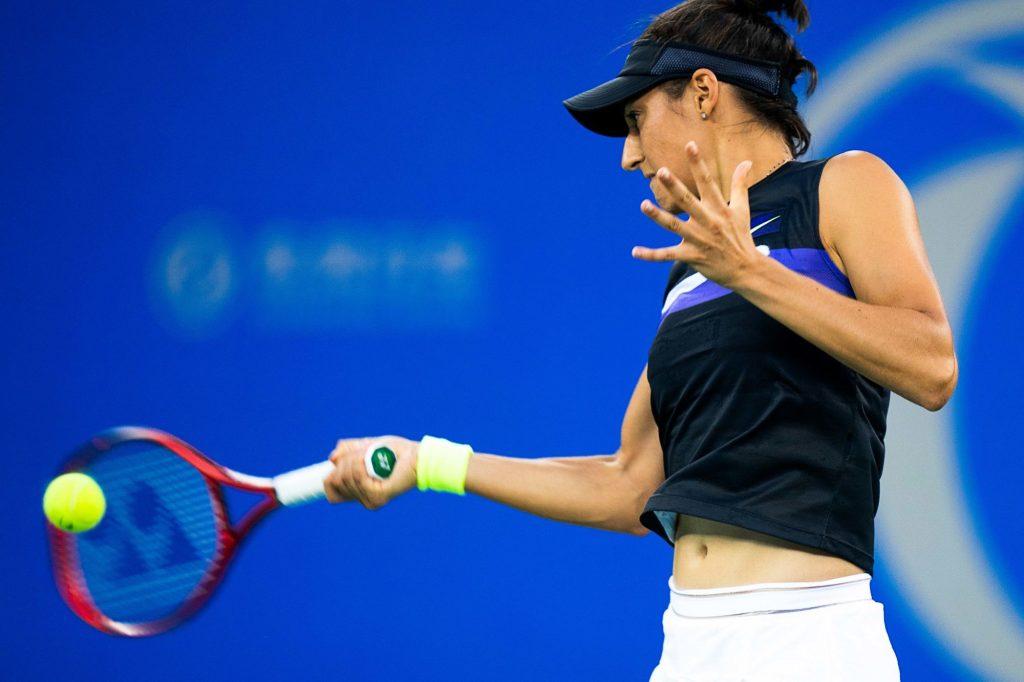 WTA Auckland : Caroline Garcia commence la saison par une victoire
