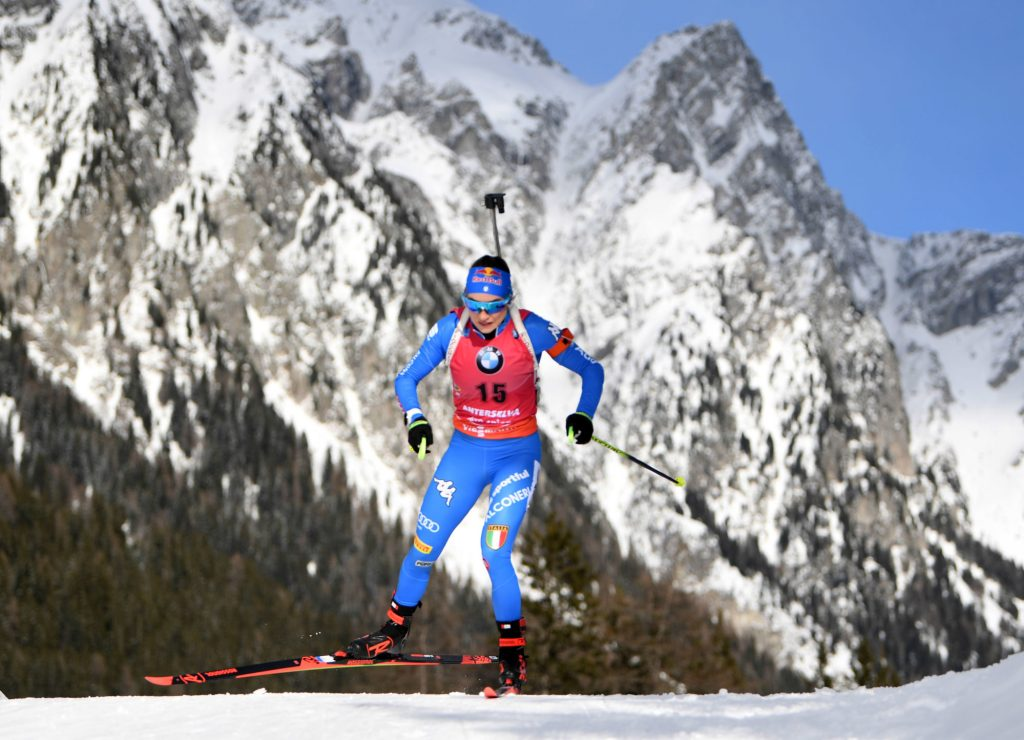 Biathlon : Dorothea Wierer sacrée championne du monde de la poursuite