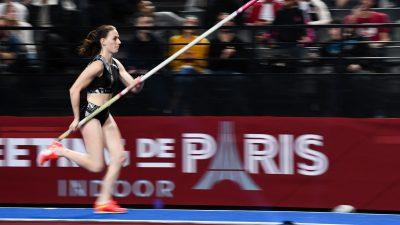 Perche : Ninon Guillon-Romarin réussit sa meilleure performance de l'hiver