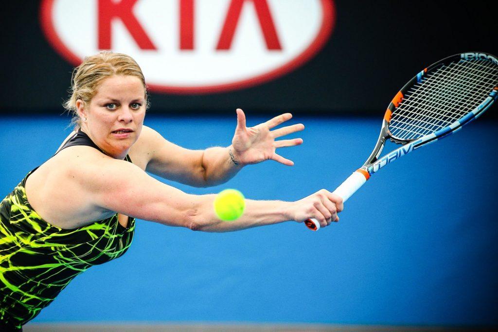 WTA Dubaï : Clijsters affrontera Muguruza pour son grand retour !
