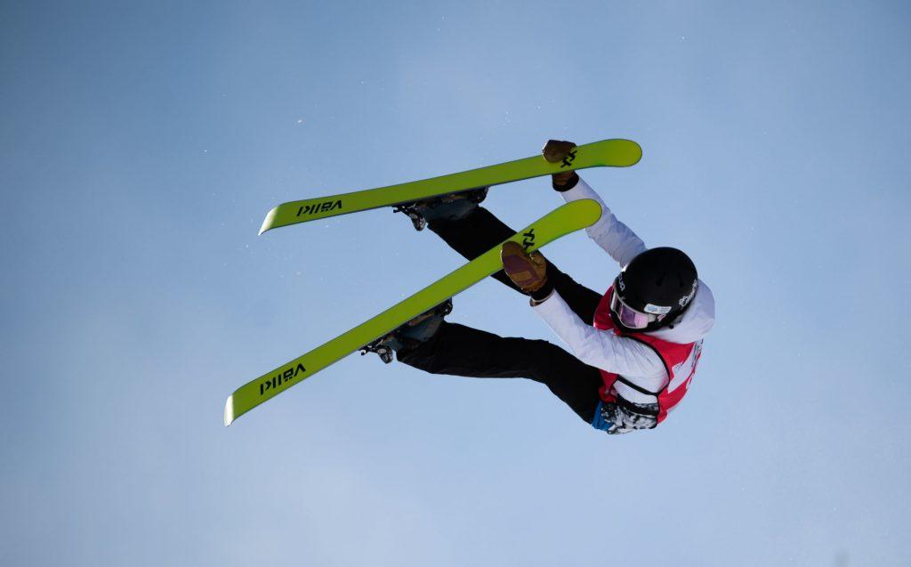 Ski freestyle : Valeriya Demidova remporte le globe en halfpipe