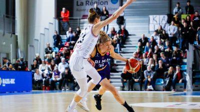 Ligue féminine de basketball (J14) – Les Lionnes croquent les Gazelles !