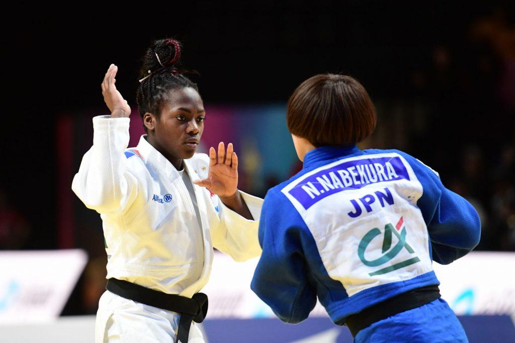 Paris Grand Slam (Judo) : Clarisse Agbegnenou remporte un sixième titre