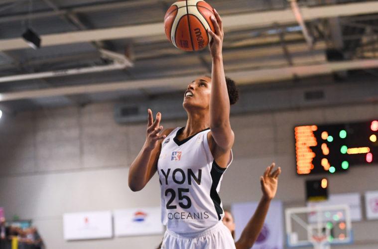 Euroligue (basketball) : Bourges et l'ASVEL qualifiés pour les quarts !