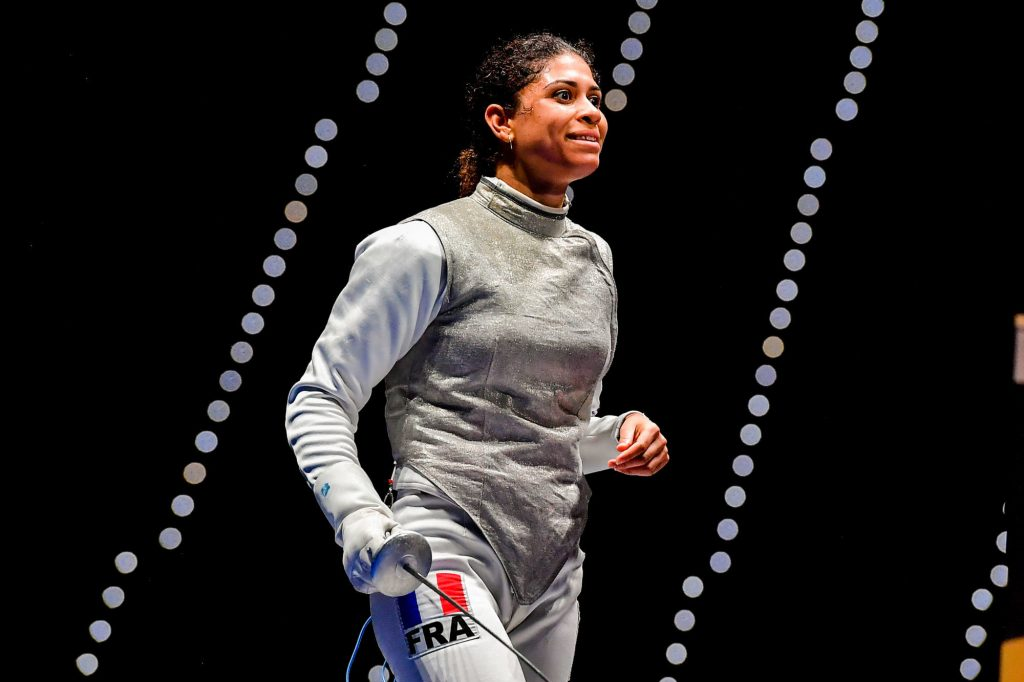 Fleuret : Ysaora Thibus rempote le Grand Prix de Turin