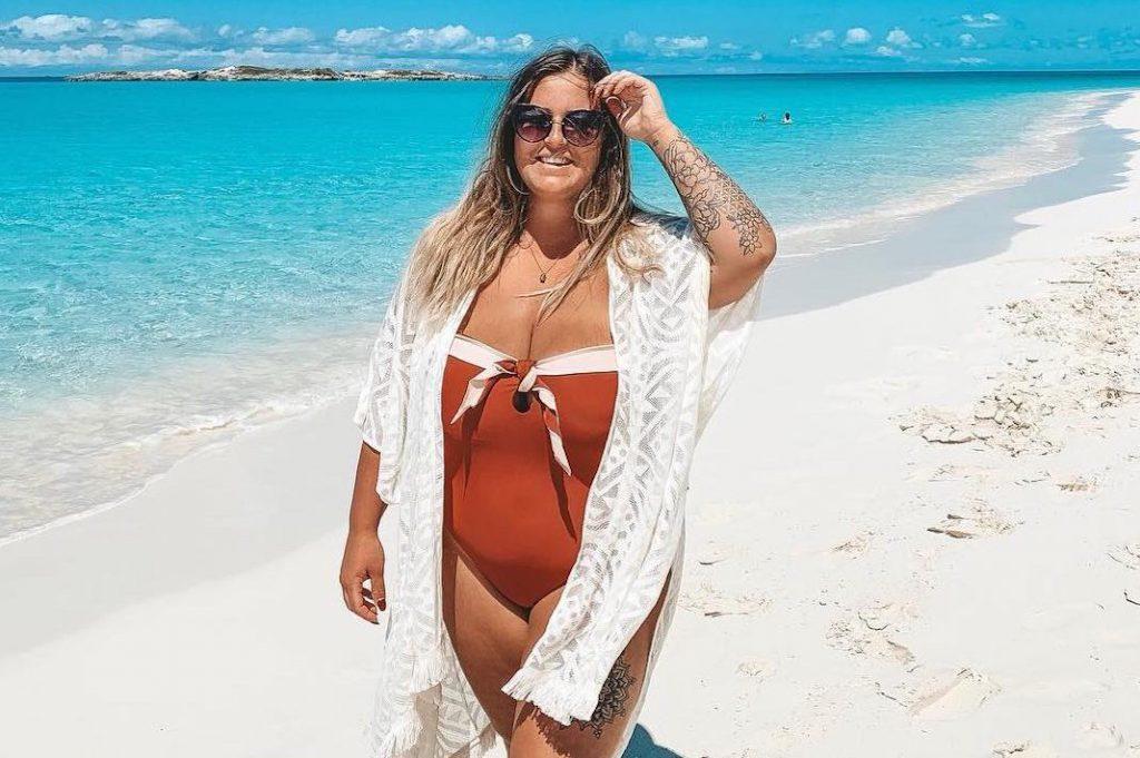 Influenceuse Instagram – Morgane.adt : condensé d'amour, de voyages et… de body positive