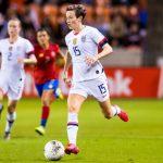 L'équipe de football américaine de Megan Rapinoe, championne du monde en titre, est parvenue à se qualifier pour les Jeux olympiques de Tokyo-2020.