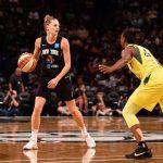 L'internationale française Marine Johannès a signé un nouveau contrat «longue durée» avec le Liberty de New York, une franchise qui évolue en WNBA.
