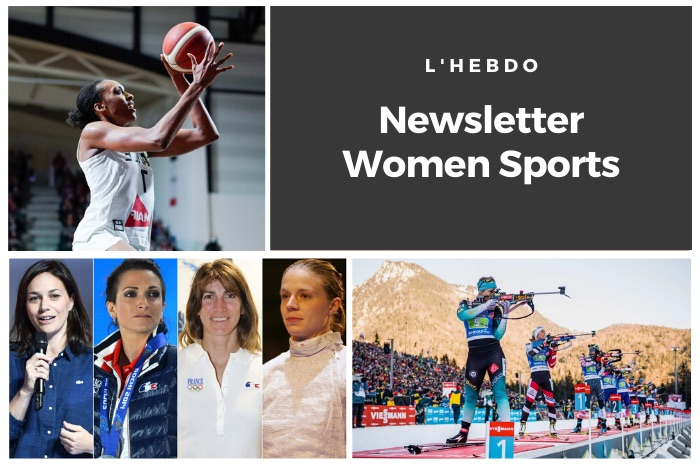 La newsletter WOMEN SPORTS du mardi 11 février 2020