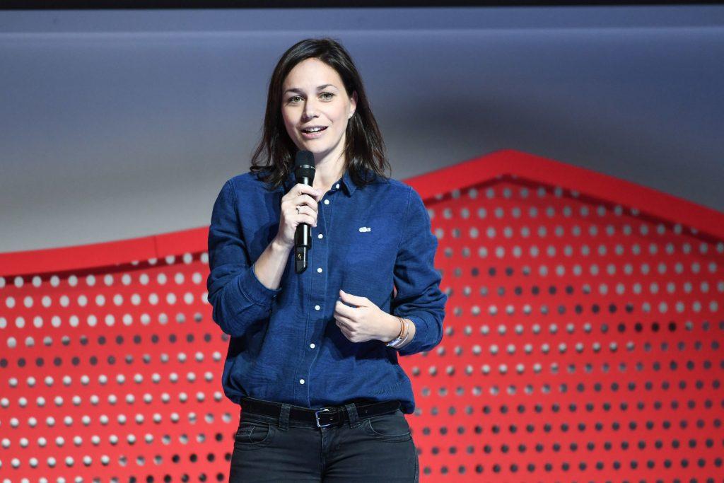 Patinage artistique : Nathalie Péchalat candidate à la présidence de la FFSG