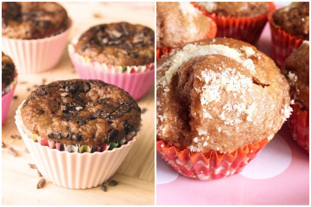 Food : la recette des muffins légers de Pauline (Vivre Healthy)