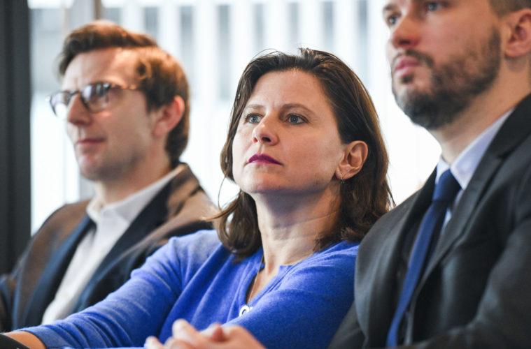 Roxana Maracineanu demande à Didier Gailhaguet de démissionner, Sarah Abitbol régit