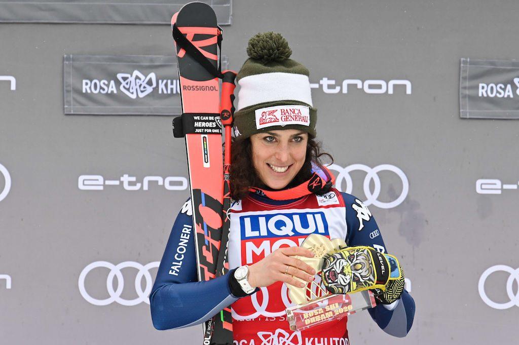 Super-G (Sotchi) : la victoire pour Federica Brignone