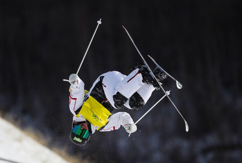 Ski de bosses : Perrine Laffont remonte déjà sur le podium !