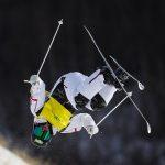 La Française Perrine Laffont, 21 ans, a remporté l'étape japonaise de la Coupe du monde de ski de bosses ce week-end à Tazawako (Japon).