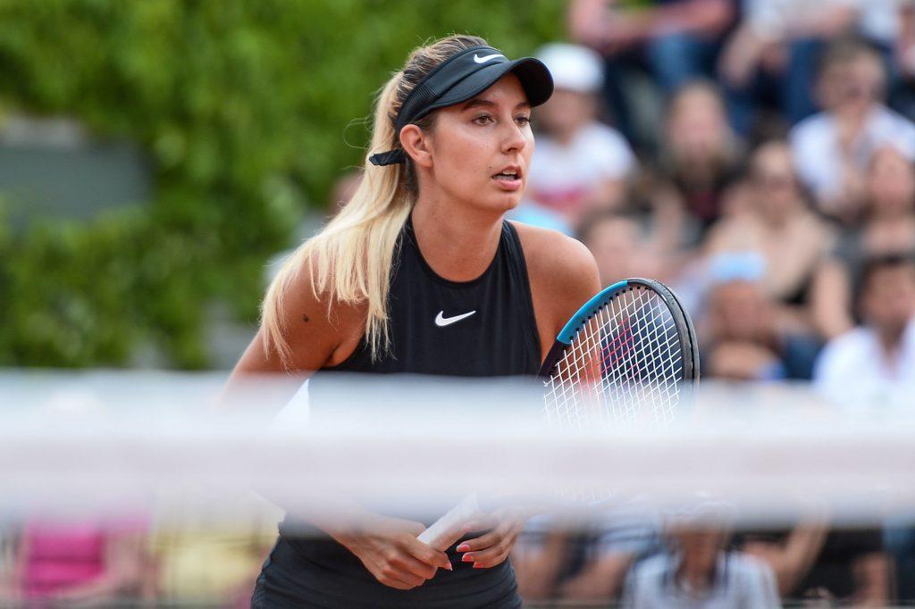 WTA de Saint-Pétersbourg : Océane Dodin créée la surprise face à Konta !