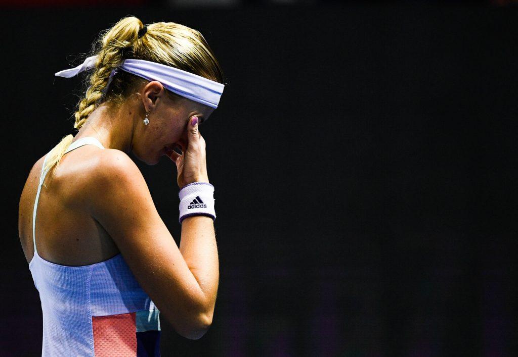 WTA Saint-Pétersbourg : Mladenovic et Garcia sorties d'entrée