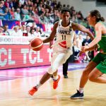 L'Équipe de France féminine de basketball a fait un grand pas vers les JO 2020 en remportant son premier match du tournoi de qualification olympique (TQO).