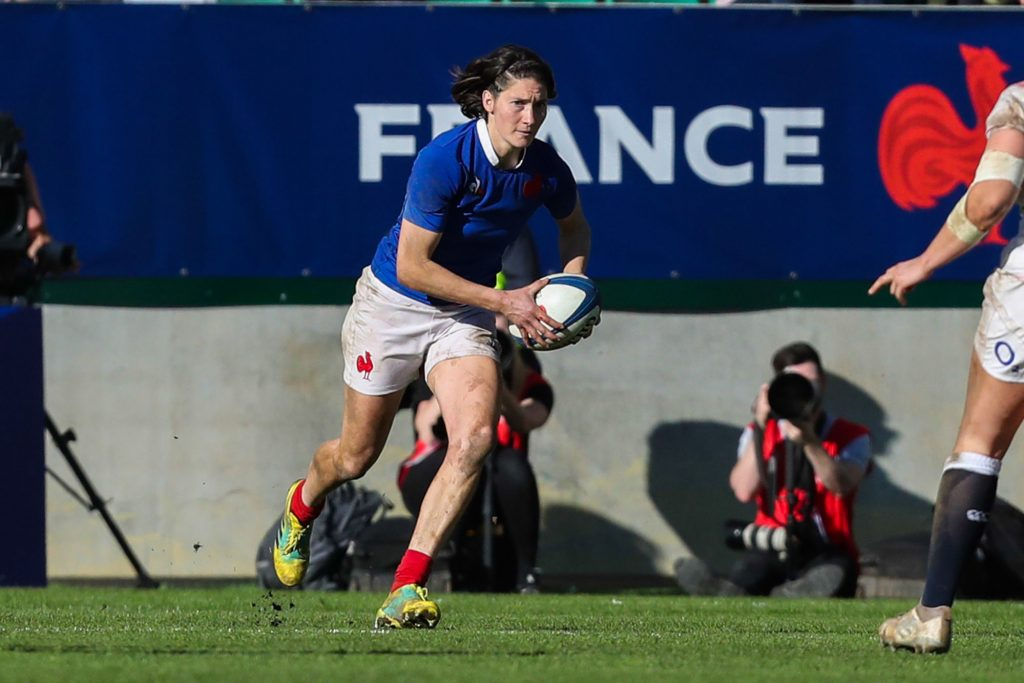 Six Nations : les Bleues battent l'Italie en inscrivant six essais !