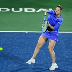 La Belge Kim Clijsters, qui va faire son retour à la compétition après sept ans d'absence au tournoi WTA de Dubaï, affrontera l'Espagnole Garbine Muguruza.