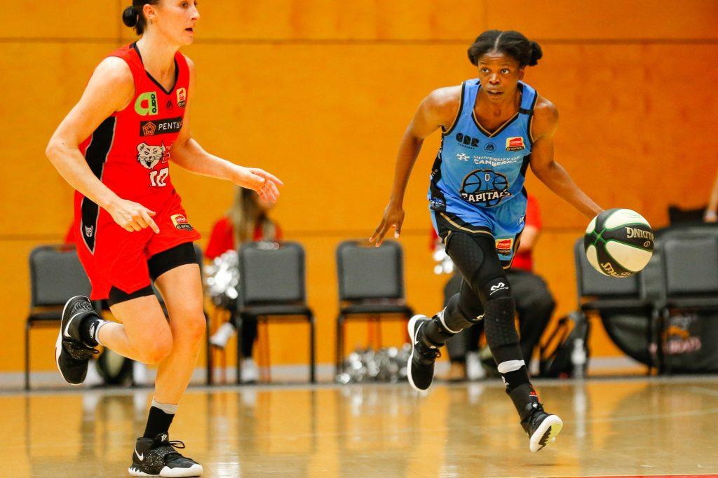 Basketball : Olivia Epoupa sacrée championne d'Australie et MVP de la finale !