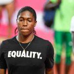 La Sud-Africaine Caster Semenya souhaiterait participer aux Jeux Olympiques 2020 sur 200 m afin de contourner le règlement sur les femmes hyperandrogènes.