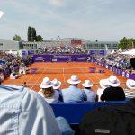 La WTA, l'association des joueuses qui organise les principaux tournois de tennis féminin, a prolongé la suspension de son circuit jusqu'au 7 juin compris.