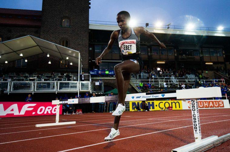 Dopage : Ruth Jebet, championne olympique du 3.000 m steeple, suspendue quatre ans !