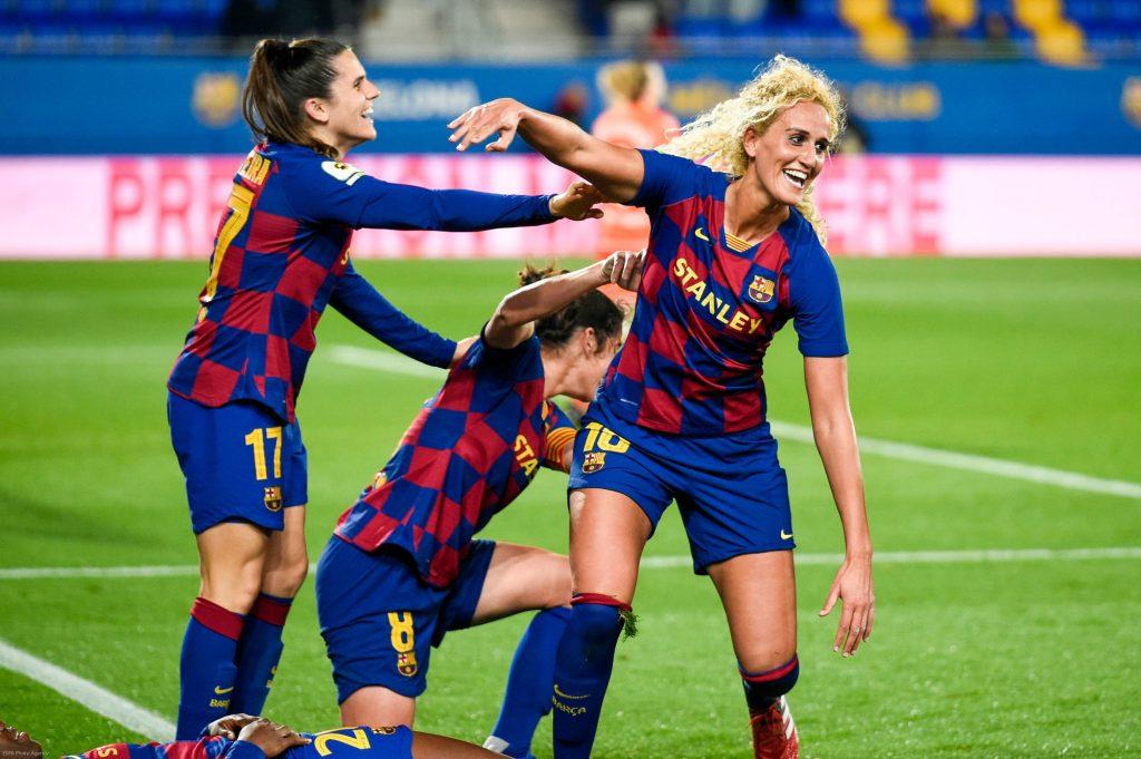 Football féminin : les Espagnoles obtiennent une amélioration de leurs conditions de travail