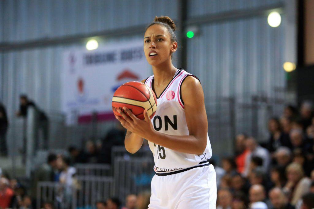 Ligue féminine de basketball (J15) – Lyon s'accroche à sa place de leader