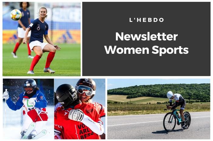 La newsletter WOMEN SPORTS du mardi 10 mars 2020