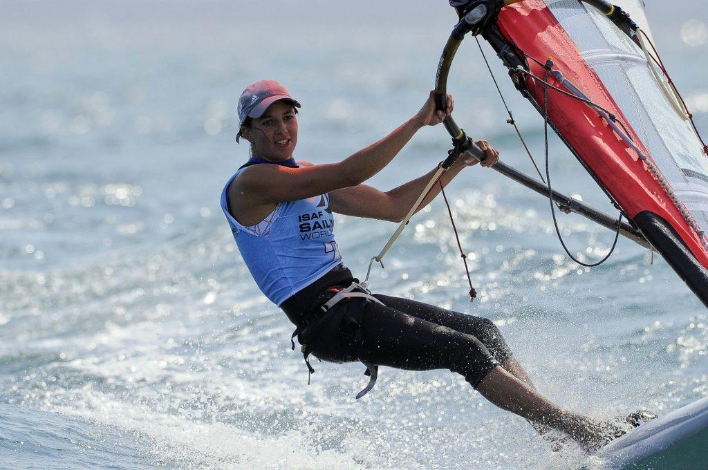 Planche à voile : Charline Picon sacrée vice-championne du monde