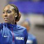 Dans L'Expresso Latte ce samedi 14 mars, témoignage fort de la basketteuse internationale française,Sandrine Gruda, qui joue dans le club italien de Schio.