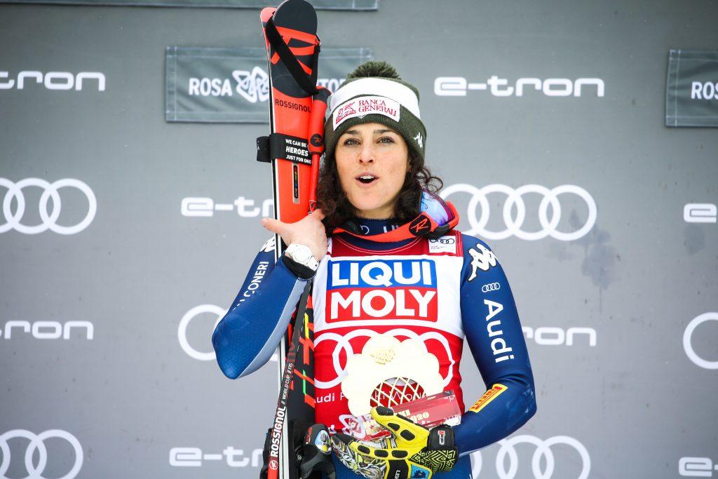 Coronavirus : la Coupe du monde de ski alpin arrêtée, Brignone sacrée